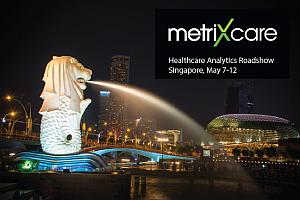 Singapore Healthcare Analytics Roadshow, May 7-12 2017