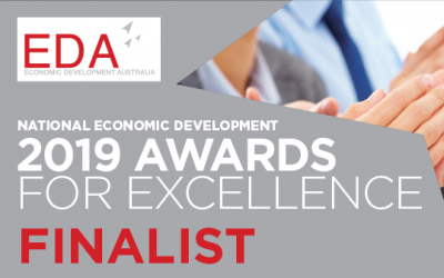 Metrixcare a finalist for national economic development award